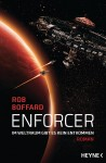Cover: Rob Boffard: Enforcer