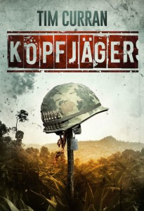 Cover: Tim Curran: Kopfjäger