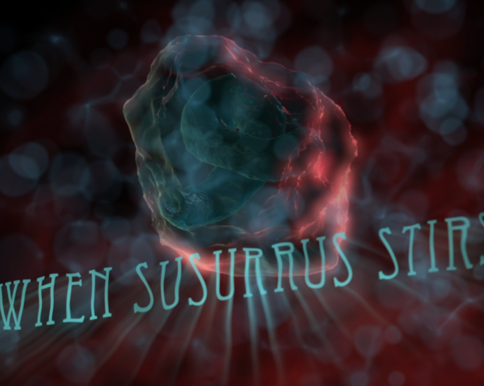 Title: When Susurrus Stirs