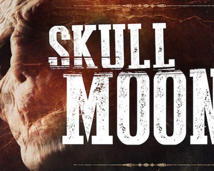 Ausschnitt: Cover Luzifer: Tim Curran: Skull Moon
