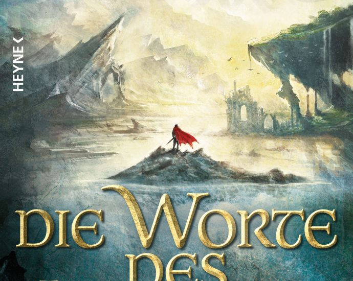 Cover: Brandon Sanderson: Sturmlicht-Chroniken Bd. 3