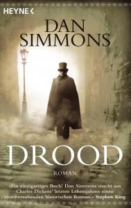 Cover: Dan Simmons: Drood