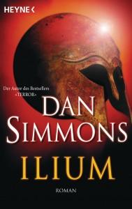 Cover: Dan Simmons: Ilium