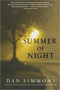 Cover: Dan Simmons - Summer of Night
