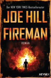 Cover: Joe Hill: Fireman