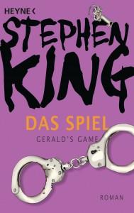 Cover: Stephen King - Das Spiel