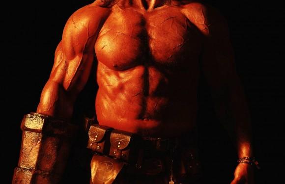[HELLBOY REBOOT]: Der neue Hellboy – erste Fotos