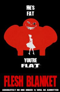 Movie Poster: Flesh Blanket