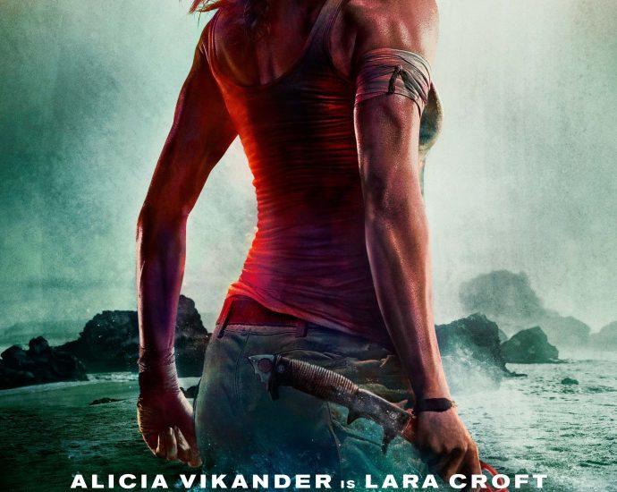Movie Poster: Tomb Raider