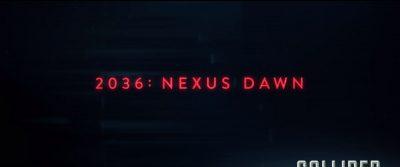 Screenshot: 2036: Nexus DAwn
