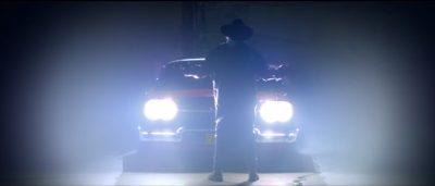 Screenshot: John Carpenter: Christine Music Video