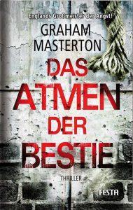 Cover Festa: Graham Masterton: Das Atmen der Bestie