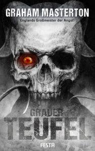 Cover Festa: Graham Masterton: Grauer Teufel