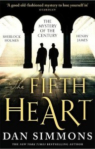 Cover: Dan Simmsons: The Fifth Heart