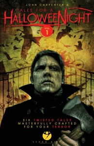 Cover: John Carpenters Tales for a Halloween Night 1