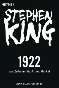 Cover: Stephen King: 1922