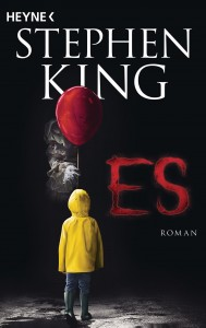 Cover: Stephen King, Es (Filmcover)