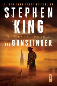 Cover: Stephen King - The Dark Tower 1