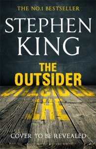 Cover: King - The Outsider (UK-Publ.-fake-Cover)