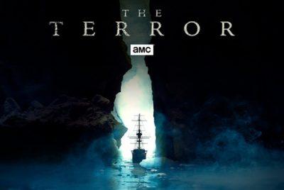 Logo: AMC - The Terror