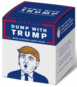 Klopapier Trump
