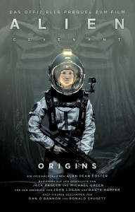 Cover: Alien: Covenant - Origins dt.