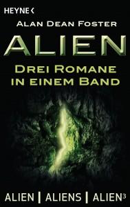 Cover: Foster Sammelband Alien 1-3