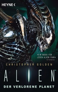 Cover: Alien: Der verlorene Planet