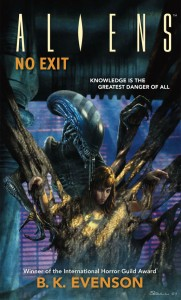 Cover: Aliens: No Exit