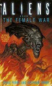 Cover: Aliens: Female War