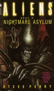 Cover: Aliens: Nightmare Asylum