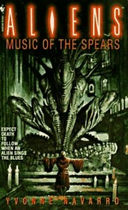 Cover: Aliens: Music of the Spears