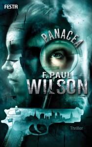 Cover: F. Paul Wilson: Panacea