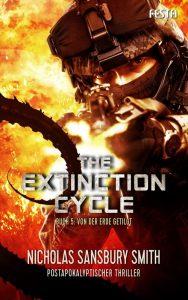 Cover Festa Vlg: Smith - Extinction Cycle 5: Von der Erde getilgt