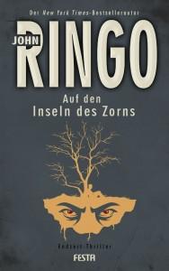 Cover: John Ringo: Auf den Inseln des Zorns
