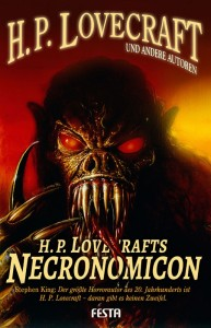 Cover: Frank Festa (Hrsg): HPLs Necronomicon