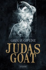 Cover Luzifer Verlag: Greg Gifune: Judas Goat