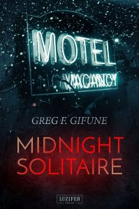 Cover Luzifer Verlag: Greg Gifune: Midnight Solitaire