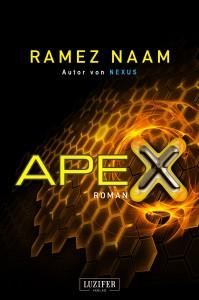Cover: Ramez Naam: Apex