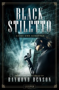 Cover: Raymond Benson: Black Stiletto 2