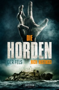 Cover: Rich Restucci: Die Horden 01