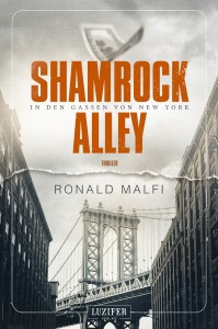Cover: Ronald Malfi: Shamrock Alley