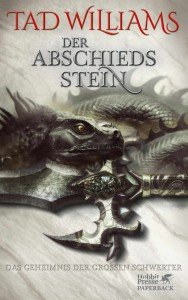 Cover: Tad Williams: Abschiedsstein