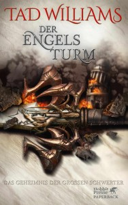 Cover: Tad Williams: Engelsturm