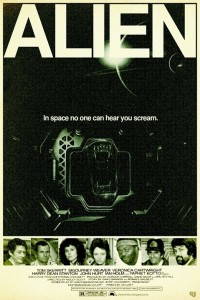 Movie Poster: Alien