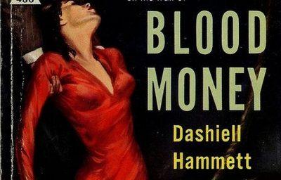 Bildausschnitt Cover: Hammett: Blood Money