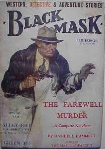 Cover: Black Mask Magazine