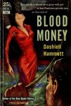 Cover: Dashiel Hammett: Blood Money