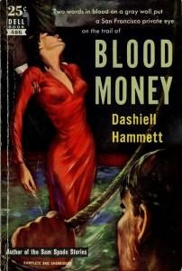 Cover: Dashiel Hammett: Blood Money