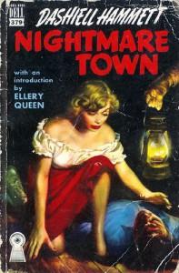 Cover: Dashiel Hammett: Nightmare Town